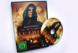 "Die ""Luther""-DVD. Foto: Ralf Julke"